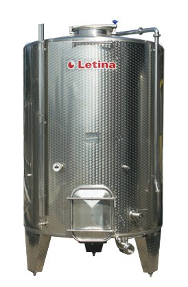 Letina Vinification Tanks (VIK Series)